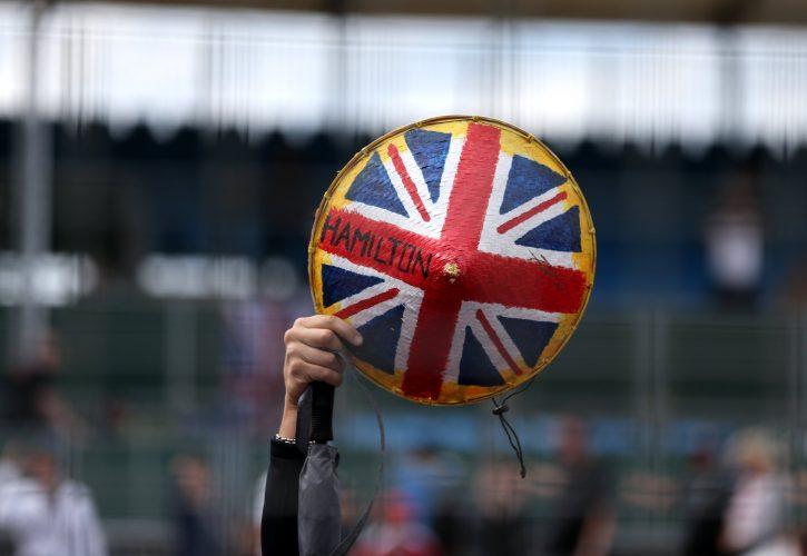 British GP Sunday