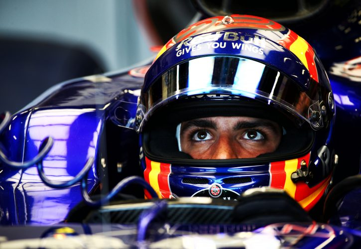 Carlos Sainz plays down uncertainty over F1 future