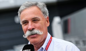 Carey untroubled by manufacturer focus on Formula E