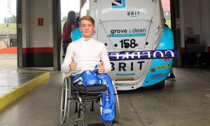 A new dawn for Billy Monger