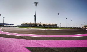 Yas Marina goes pink!