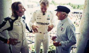 A trio of world champions talk shop