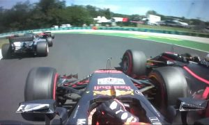 Ricciardo : 'Just a very poor and amateur mistake by Max!'