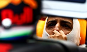 Ricciardo's weekend goes from bad to worse after quali failure