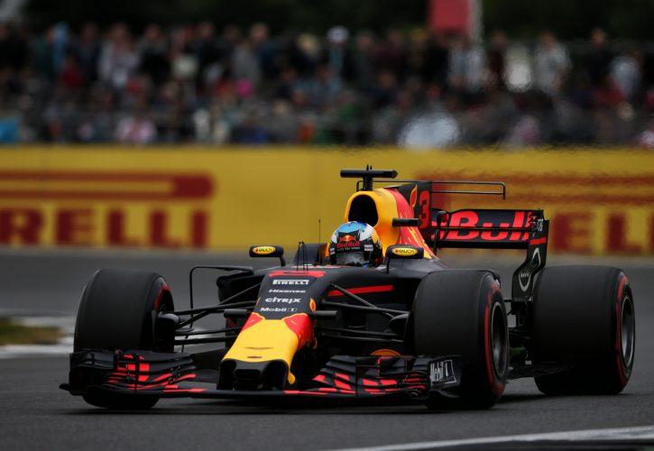 Daniel Ricciardo-Silverstone