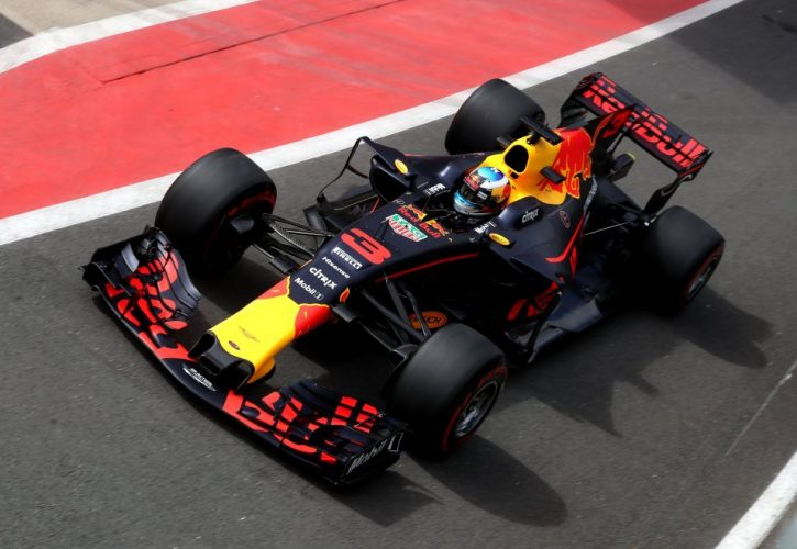Ricciardo set for five-place grid penalty!