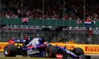 Kvyat thwarted by drive-thru and penalty points