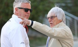 Liberty not to blame for Silverstone impasse - Warwick