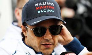 Hospitalized Massa finds himself under the weather