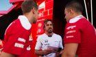 Fernando Alonso Sebastian Vettel