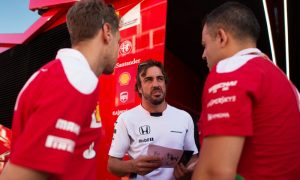 'Alonso? We're not interested,' says Marchionne