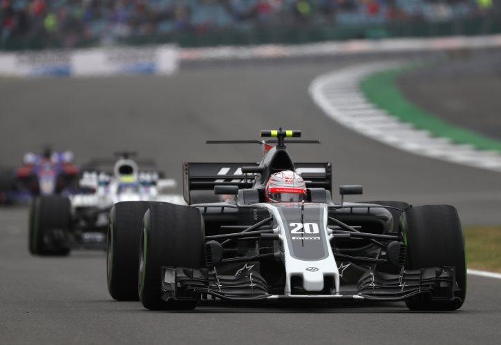 Haas F1 Team-Kevin Magnussen