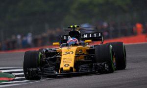 Hydraulic leak crushes Palmer's home race hopes