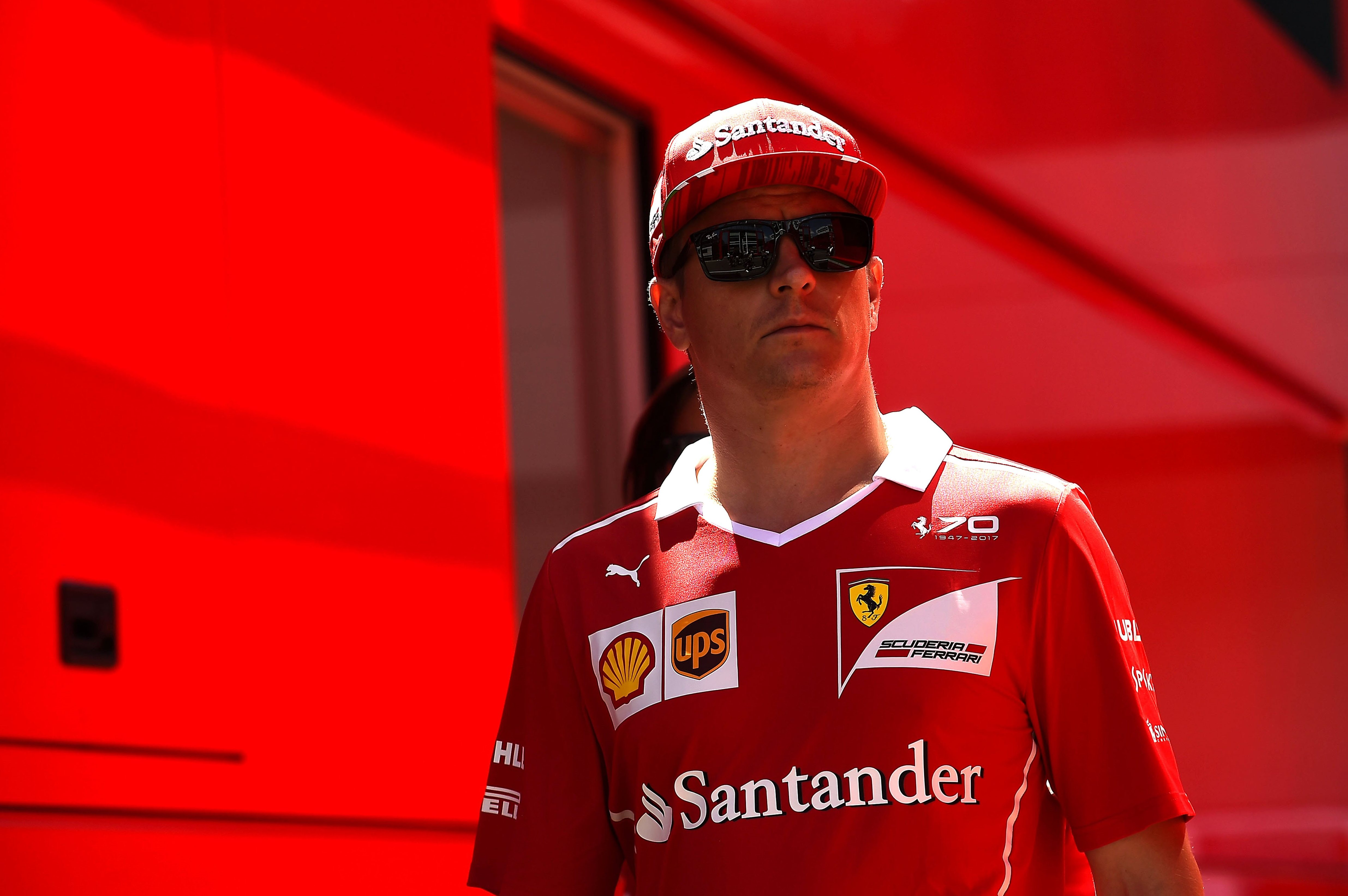 after marchionne 39 s comments kimi the 39 laggard 39 responds. Black Bedroom Furniture Sets. Home Design Ideas