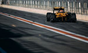 Kubica completes 90-lap test at Paul Ricard!