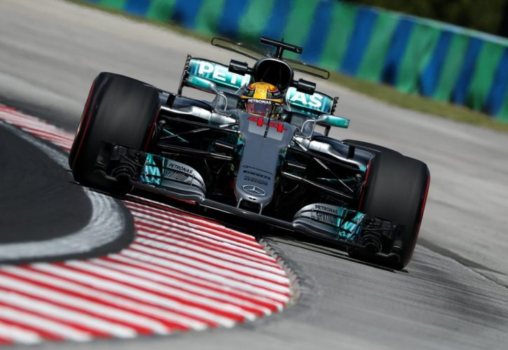 Hamilton to rely on strategy to fight for race win