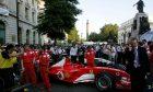 F1 parade, London