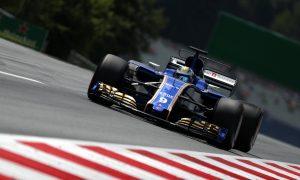 Ericsson banking on 'big upgrade' to move Sauber forward