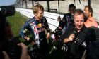 Martin Brundle's famed grid walk is 20-years-old