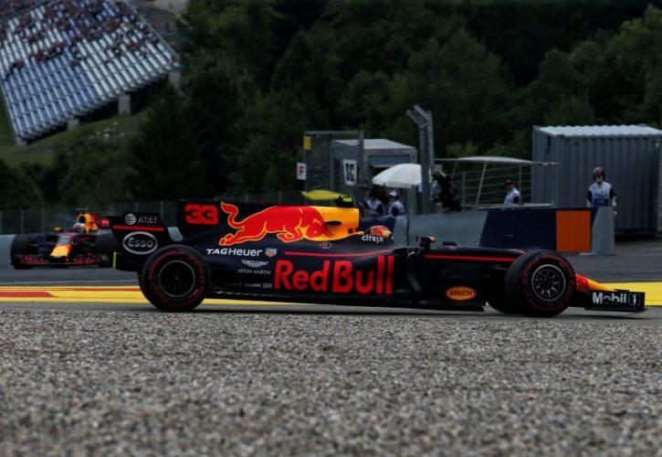 Max Verstappen, Daniel Ricciardo