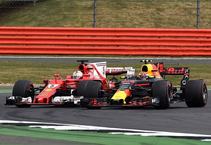 Max Verstappen-Silverstone