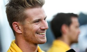 Hulkenberg heads to Singapore on brink of unwanted record