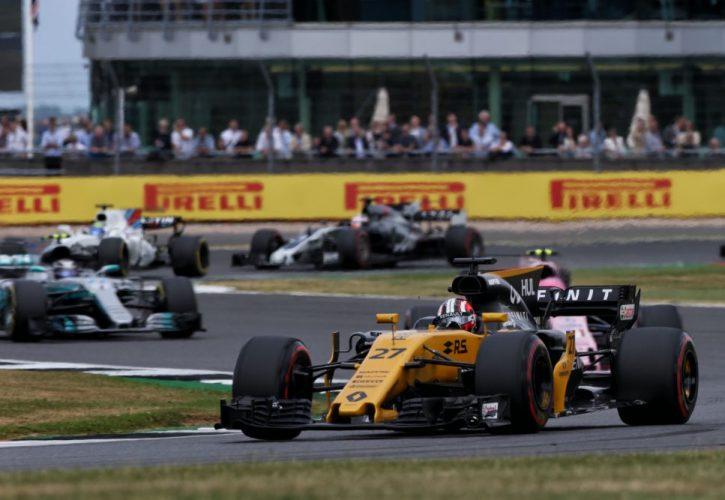 Nico Hulkenberg-Silverstone