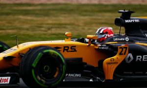 Hulkenberg enjoys best qualifying to date with Renault