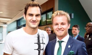Rosberg reported to Wimbledon stewards for sinful dress code mishap