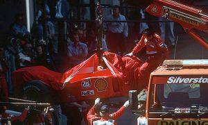 Schumacher reaches breaking point at Silverstone
