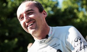 'Successful' Williams test for Robert Kubica
