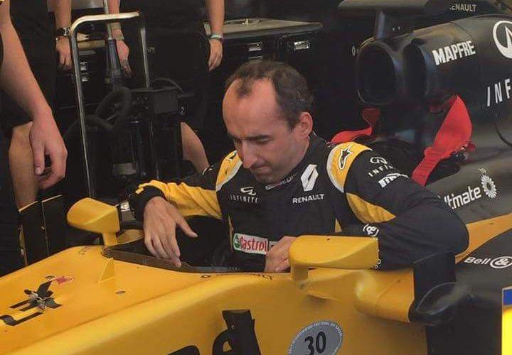 Kubica to drive at Hungaroring post-GP test!