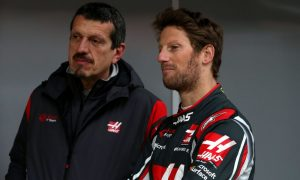 Haas in command when deciding  2018 driver line-up