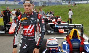 Santino Ferrucci gets Haas test run in Hungary