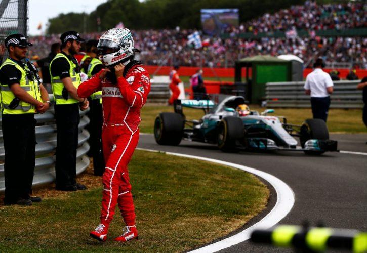 Sebastian Vettel-Silverstone
