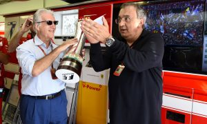 Marchionne confirms probable 2018 Ferrari driver lineup