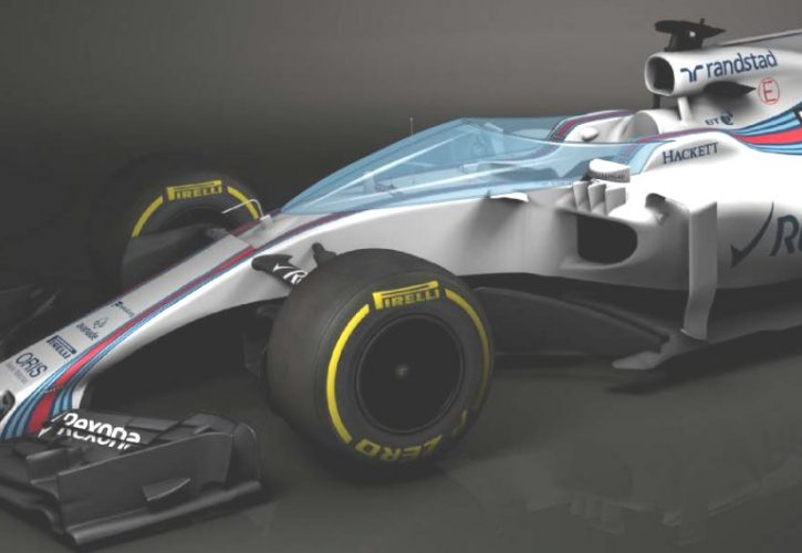 Formula One to test 'shield' device at Silverstone