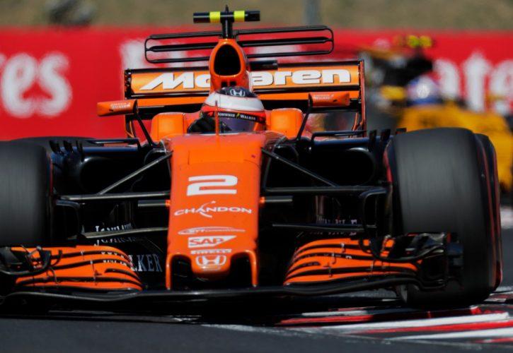 Stoffel Vandoorne-McLaren