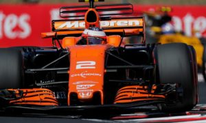 Vandoorne delighted with 'positive weekend' and first point