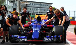 Toro Rosso hauled in front of the Stewards for 'unsafe' car!