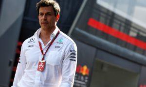 Wolff lectures 'moaning' Grosjean on penalty plaint