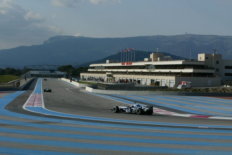 paul ricard circuit offers to host 2018 f1 winter testing. Black Bedroom Furniture Sets. Home Design Ideas