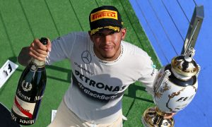 Look Back: Hamilton clinches first Mercedes win in Hungary