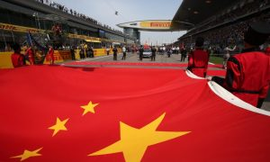 Formula 1 presses on in China with partner Lagardere