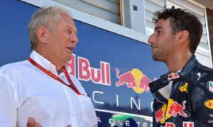 Helmut Marko tells Ricciardo to be grateful and enjoy his work!