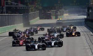 Chase Carey: '25-race calendar not a reality'