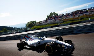 Williams introduces update package for FW40 in Austria