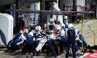 Williams approaches 2-second pit-stop mark!