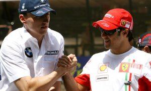 Massa: 'A Kubica comeback would be fantastic for F1'