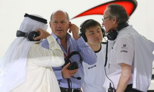 McLaren to issue bonds to finance buyout of Ron Dennis stake